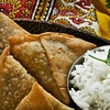 Half Off Samosas at Happy Curry Foods
