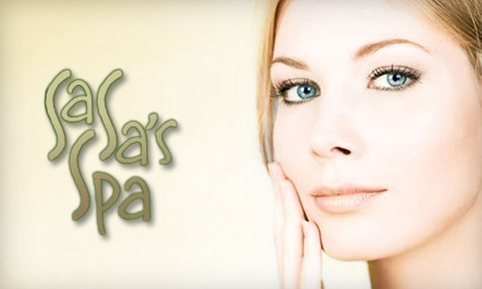 SaSa's Spa - Bolton Hill: $42 for a Signature One-Hour Facial at SaSa's Spa ($85 value)
