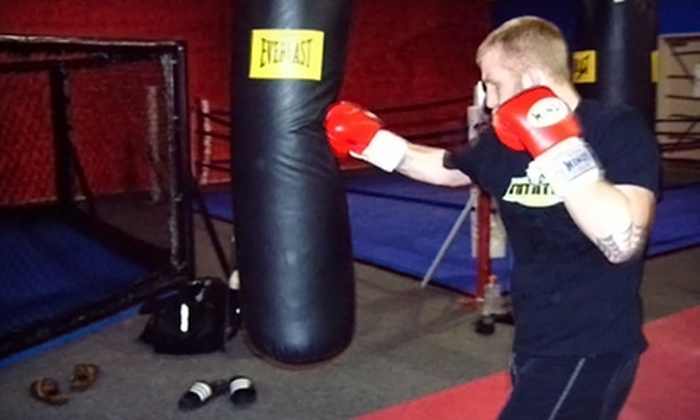Nashville Mixed Martial Arts - Nashville: $30 for a 20-Class Punch Card for Cardio Kickboxing Bootcamp or Mixed Martial Arts at Nashville Mixed Martial Arts ($250 Value)