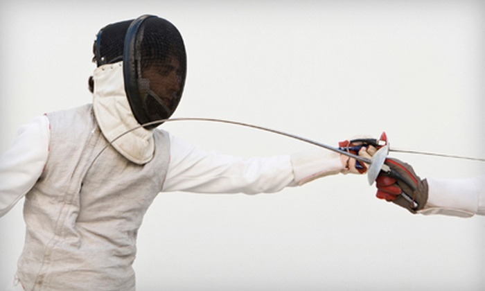 Gold Blade Fencing Center - Southlake: Three or Six Beginner Fencing Classes at Gold Blade Fencing Center in Southlake