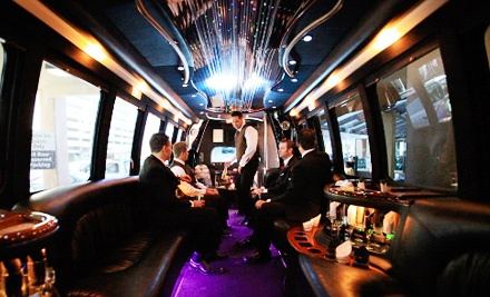 Friday Night Limousine Package for Up to 20 People (a $325 value) - Mystique Limos in