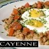 Half Off Mediterranean Fare at Cayenne Cafe