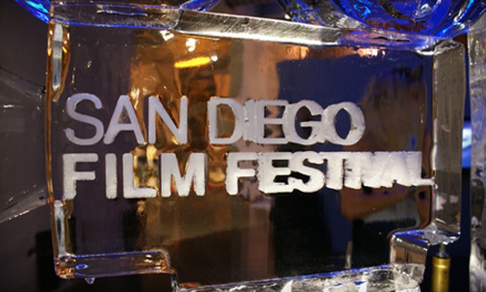 San Diego Film Festival - Core-columbia,Central San Diego,Gaslamp: All-Week Pass or Saturday Day Pass to San Diego Film Festival