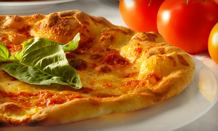 Via Moto - Santee: $15 for $35 Worth of Fast Italian Fare at Via Moto in Santee