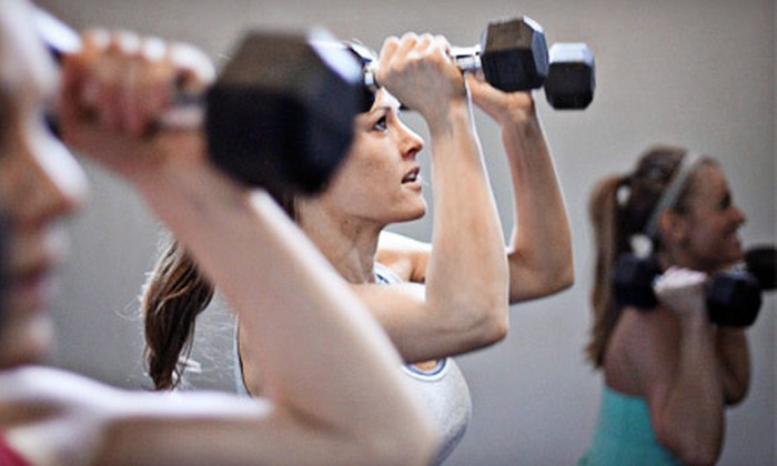 CircuitFit - River North: 10 Fitness Classes or a GetFit Challenge at CircuitFit (Up to 84% Off)