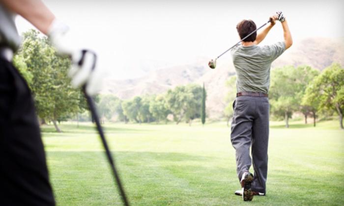 Braeburn Golf Course - Wichita: $49 for Four Group Golf-Lesson Sessions at Braeburn Golf Course ($100 Value)