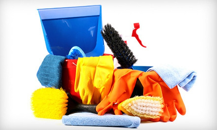 Upstairs Downstairs Home Services - Downtown Asheville: 1, 3, 5, or 12 Three-Hour Housecleaning Sessions from Upstairs Downstairs Home Services (Up to 63% Off)
