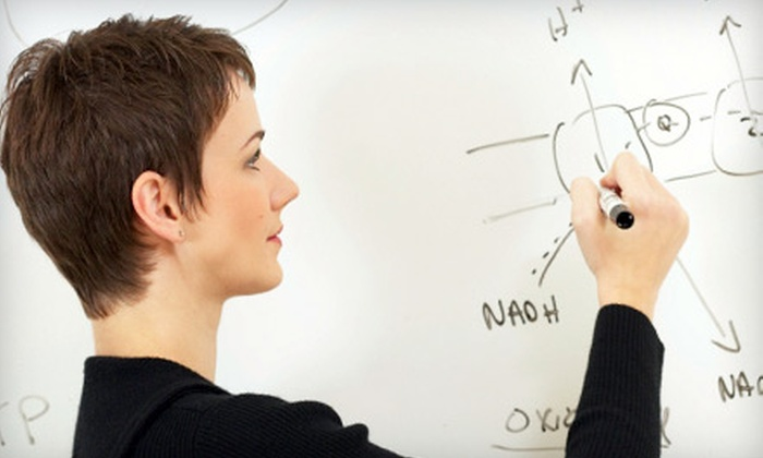 Sylvan Learning - Multiple Locations: $49 for a Sylvan Skills Assessment and Four One-Hour Private Tutoring Sessions at Sylvan Learning ($387 Value)