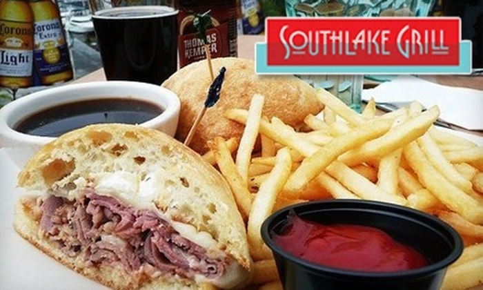 Southlake Grill - South-Lake Union: $10 for $20 Worth of Fresh Fare and Creative Cocktails at Southlake Grill