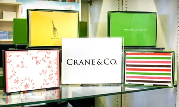Papel - San Angelo: $10 for $20 Worth of Stationery, Invitations, and Gifts at Papel