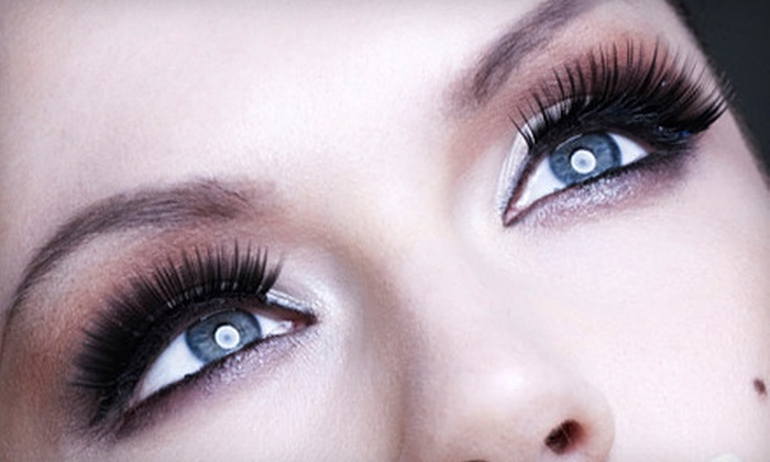 Rene Meza at Bella Day Spa - Anchorage: One or Two Full Sets of Eyelash Extensions at Rene Meza at Bella Day Spa (Up to 70% Off)