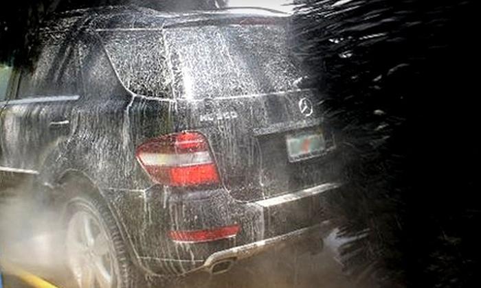 CarbuX Car Wash - Beach Haven: $5 for a Car Wash at CarbuX Car Wash ($15 Value)