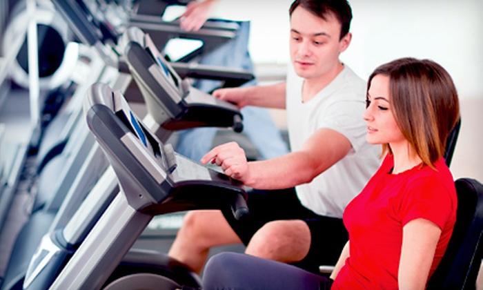 The Covington Athletic Club - Covington : $30 for 30 Days of Gym Access at The Covington Athletic Club (Up to $300 Value)