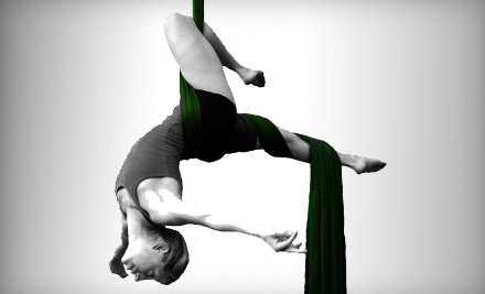 2-Hour Introduction-to-Aerial-Acrobatics Workshop (a $70 value) - Lifted Arts in Portland