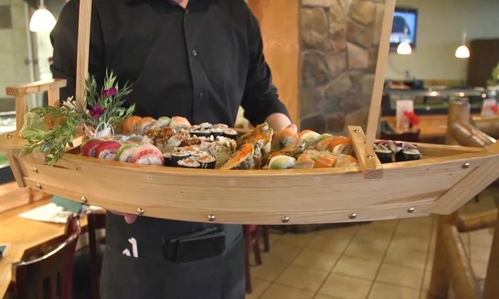 tomo sushi up to 40 off colorado springs co groupon rh groupon com Sushi Frames makino sushi buffet colorado springs