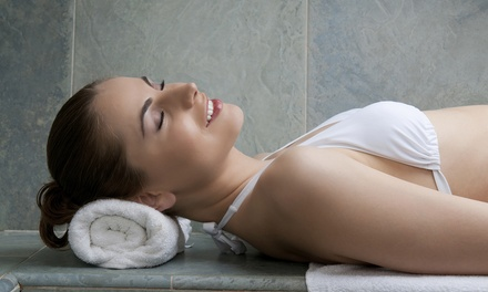 $55 for a Massage, Foot Scrub, and Infrared-Sauna Session at Kulp Chiropractic Clinic, Inc. ($110 Value)