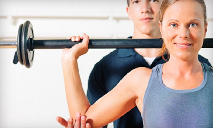 Results Personal Training - Multiple Locations: $25 for Two Months of Group Personal Training and Nutritional Counseling at Results Personal Training ($259.95 Value)