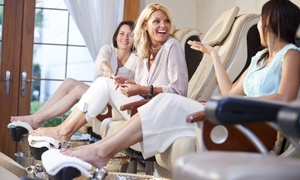 Up to 41% Off Spa Mani-Pedis at The Salon Professional Academy Cleveland, plus 6.0% Cash Back from Ebates.