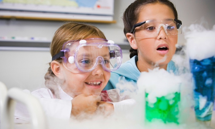 B3 Education, LLC - Multiple Locations: Kids' Science Camps at B3 Education, LLC (42% Off). Eight Options Available.