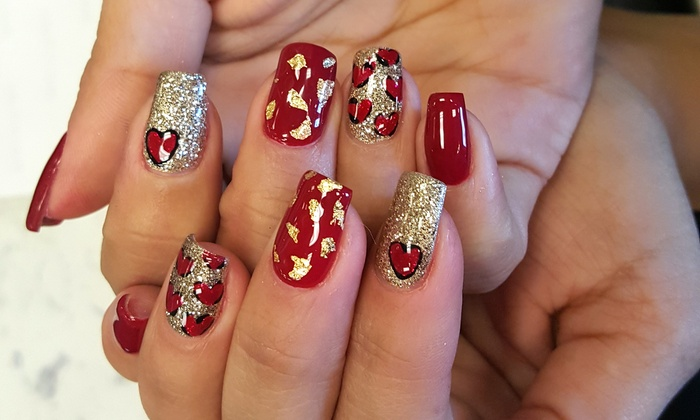 Jeney's Nails - Located inside Posare Nail Salon: One Gel Manicure at Jeney's Nails (Up to 40% Off)