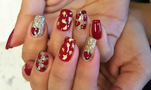 Jeney's Nails: One or Three Gel Manicures at Jeney's Nails (Up to 45% Off)
