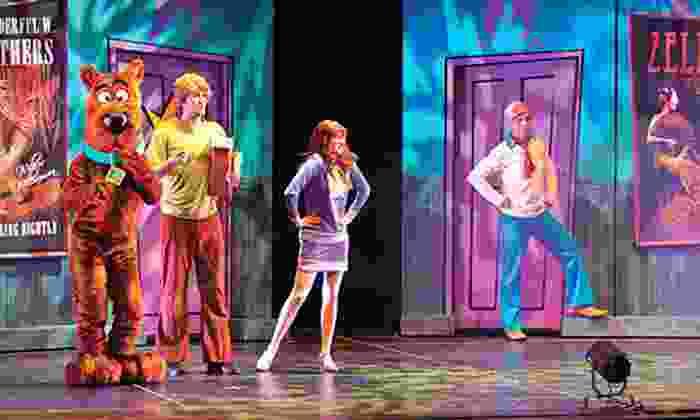 "Scooby-Doo Live On Stage! - Salem Civic Center: ""Scooby-Doo Live On Stage!"" on January 31 at 4 p.m. or 7 p.m. at the Salem Civic Center (Up to 47% Off)"