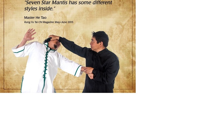 USA Wuchi KungFu Academy - Irvington: $60 for $240 Worth of Martial-Arts Lessons — USA Wu CHI Kung Fu Academy