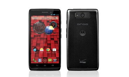 Motorola Droid Ultra 4G Android Smartphone for Verizon and AT&T (Refurbished)