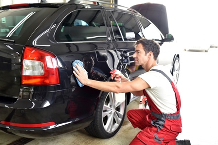 Exterior and Interior Car Wash $15 or Full Detail $69 at Sunshine Star Hand Car Wash Up to $120 Value
