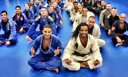 One Month Of Unlimited Jiu Jitsu Carlson Gracie Miami