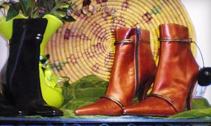 Refinements Inc. - Chapel Hill: $20 for $50 Worth of Consignment Apparel and Accessories at Refinements Inc. in Chapel Hill