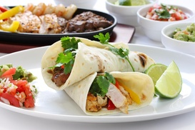 Tacos Cachanilla: $2 Buys You a Coupon for Get 1 Free Specialty Drink With The Purchase Of Any Entree. at Tacos Cachanilla
