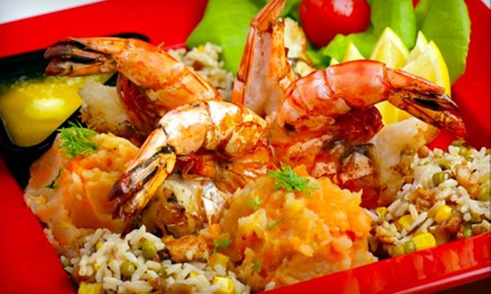 Peli Peli - Houston: $20 for $40 Worth of Upscale Global Fusion Cuisine at Peli Peli