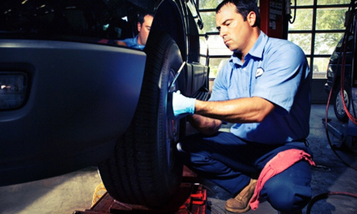 STH Complete Automotive Center - Lakewood: $35 for a VIP Car Care Package with Oil Changes, Tire Rotations, and More at STH Complete Automotive Center ($69.99 Value)