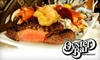 Dan & Louis Oyster Bar - Old Town - Chinatown: $17 for $35 Worth of Dinner and Drinks at Dan & Louis Oyster Bar (or $10 for $20 Worth of Lunch)