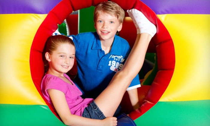 The Playroom - Bermuda: Two All-Day Visits or a Month-Long Unlimited-Play Membership at The Playroom (Up to Half Off)