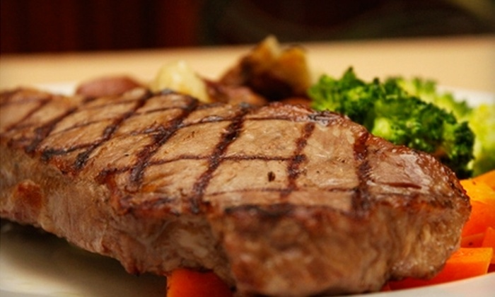 Dom's Pasta & Grill - St Catharines-Niagara: $15 for $30 Worth of Italian Fare at Dom's Pasta & Grill
