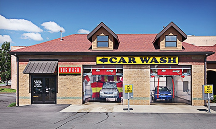 Broadway Auto Clinic - Menands: 5 or 10 Diamond or Gold Car Washes at Broadway Auto Clinic (Up to 51% Off)