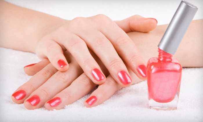 Bei Capelli Salon - Lubbock: One or Two Shellac Manicures at Bei Capelli Salon (Up to 60% Off)
