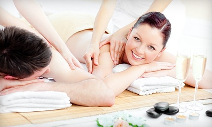 Brow & Beauty Boutique - Scottsdale: $129 for an Enchanted Evening Package with Facials and Massages for Two at Brow and Beauty Boutique ($300 Value)