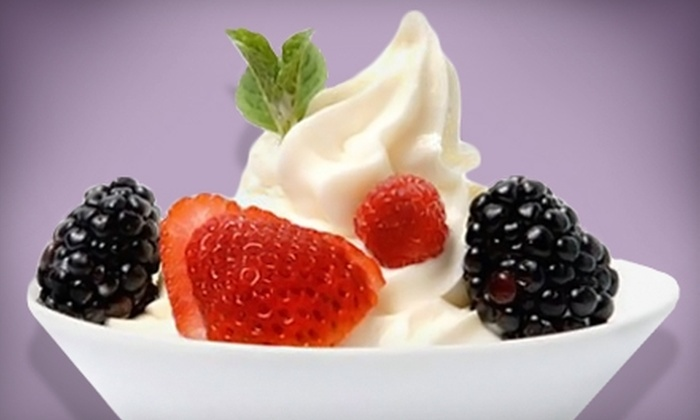 Top This Frozen Yogurt & Treats - Ironwood Square: $6 for $12 Worth of Frozen Yogurt at Top This Frozen Yogurt & Treats in Coeur d'Alene