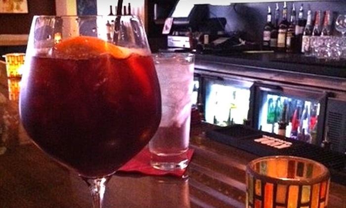 Vino Nadoz Wine Bar - Richmond Heights: $10 for $20 Worth of Wine and Gourmet International Fare at Vino Nadoz Wine Bar