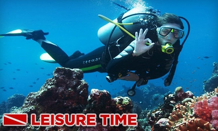 Leisure Time Dive & Snow Ski Center - Chattanooga: $10 for Two-Hour Discover Scuba Class at Leisure Time Dive & Snow Ski Center