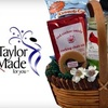 """Taylor Made for You - Clover Hill: $15 for a Small Holiday or Traditional """"Taste of Virginia"""" Gift Basket at Taylor Made for You ($30 Value)"""