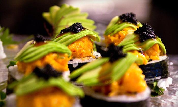Nori - Edgewater: $20 for $40 Worth of Sushi at Nori