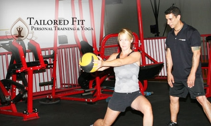 Tailored Fit Health Education Center - Mason: $25 for a Two-Month All-Access Membership and Three Personal Training Sessions at Tailored Fit Health Education Center in Mason