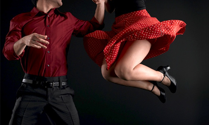 Jumpin' Jive Swing Dance - Historic Third Ward: Five Swing-Dance Classes for Two or Four at Jumpin' Jive Swing Dance (Up to 61% Off)