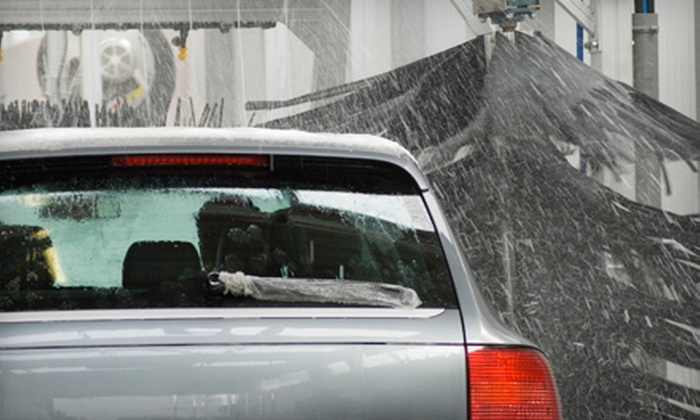 Wiki Wiki Car Wash - Montclaire South: $15 for Two Premium Car Washes at Wiki Wiki Car Wash ($30 Value)
