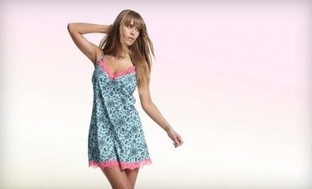$50 Groupon to Jule Lingerie & Loungewear - Matt's Chicken Deal Holding Ranch in St. Louis