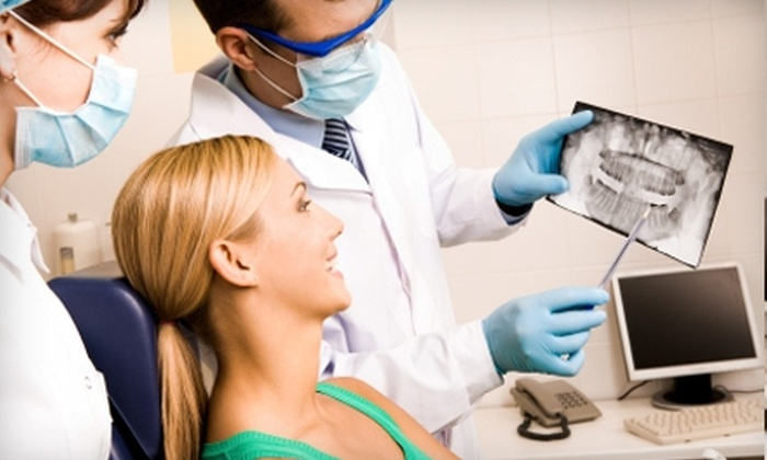 Dr. David J. Montgomery - Santa Cruz: $39 for a Dental Exam and X-rays with Dr. David J. Montgomery ($145 Value)